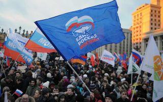 Массовый террор против партии – последнее сопротивление
