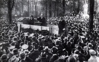 Восстание матросов в киле – конец войны для германии