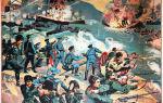 Настроения в обществе и рабочее движение во время русско-японской войны