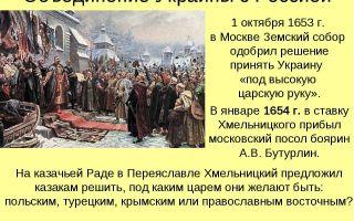 Политика царизма на украине