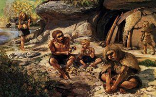 Доисторический период человечества