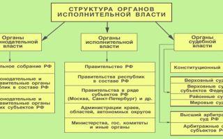 Административные центры формирующейся государственной власти