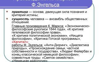 Произведения маркса и энгельса в россии