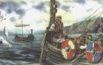 Русское море — история славянских походов