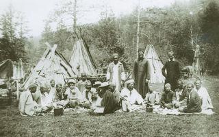 Культура башкирского народа в 19 веке