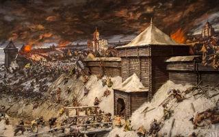 Искусство руси времен татаро-монгольского нашествия