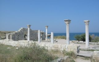 История греческой колонии херсонес в крыму