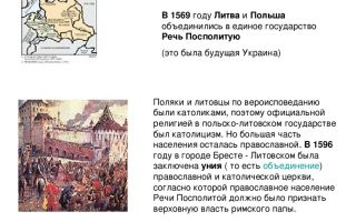 Литовско-польская эпоха в украинской историографии