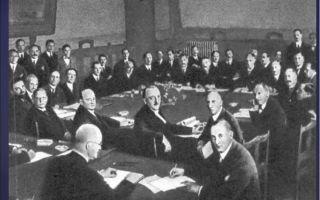 Международное рабочее движение в 1924 — 1929 гг.