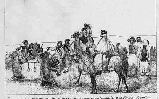 Хивинский поход в. а. перовского 1839 г.