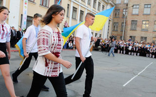 Концепция истории украины в украинских школах и вузах