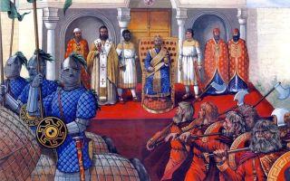 От константина до юстиниана. борьба с еретиками и варварами (337-518)