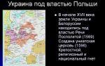 Молдавия под властью турции и польши и её присоединение к россии