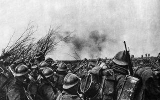 Самые знаменитые битвы первой мировой войны