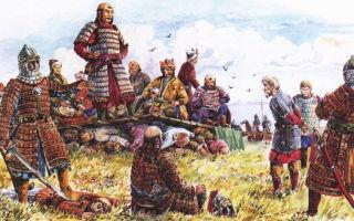 Русь под натиском запада и востока. монголо-татарское иго