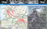 Сталинградская наступательная операция 1943 года (19 ноября 1942 г. – 2 февраля 1943 г.)