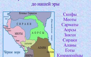Племена, обитавшие на территории азербайджана в 1 тысячелетии до н. э.