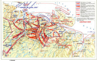 Оборонительная операция в заполярье и карелии 1941 года (29 июня – 10 октября)