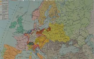 Россия — оплот европейской реакции в середине 19 века