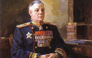 К.е. ворошилов – известный политический и военный деятель