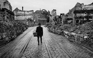 Послевоенный процесс ренессанса новой германии