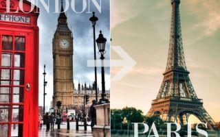 Отречение лондона и парижа