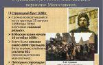 Стрелецкий «розыск» 1698 года