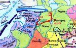 Начало борьбы новгорода с немецкими рыцарями