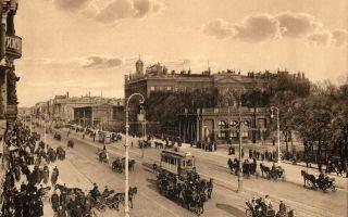 Россия в начале 20 столетия