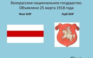 Белорусская народная республика