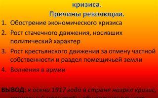 Поражение россии в войне, обострение общенационального кризиса