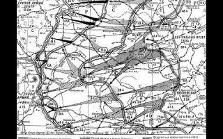 Черниговско-полтавская наступательная операция 1943 года (26 августа – 30 сентября)
