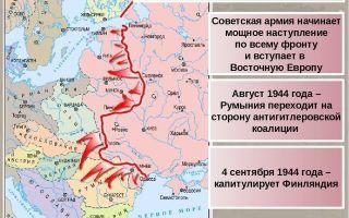 Коренной перелом на советско-германском фронте и во второй мировой войне. экономическая победа советского союза. тегеранская конференция, изменение стратегии англо-американских союзников