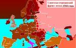 Советско-германский фронт летом, осенью 1944 года