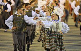 Культура латвии и эстонии