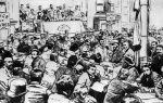 История россии после правления петра i