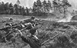 Второй период северной войны