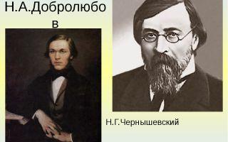 Великие русские революционные демократы н. г. чернышевский и н. а. добролюбов
