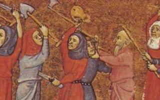 Антифеодальные выступления в хi веке