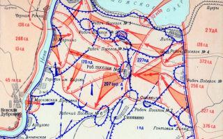 Прорыв блокады ленинграда 1943 года (12 -30 января)
