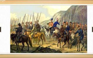Казачество в xiv – xvii вв. и его роль в русской истории