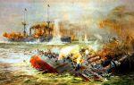 Фолклендский морской бой в истории первой мировой