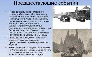 Лекции по истории вов