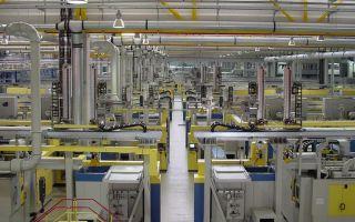 Промышленность и торговля