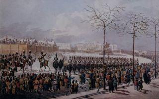 Волнения рабочих 1825 года