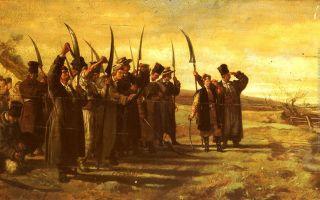 Русское революционное движение и польское восстание 1863 г. казанский заговор.