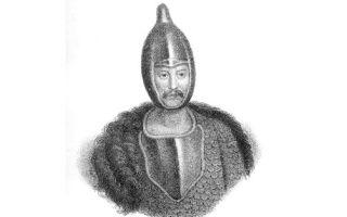 Князь игорь рюрикович