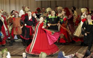 Дальнейшее развитие русской национальной культуры