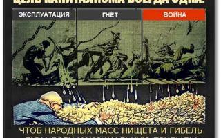 Почему ссср – страна победившего капитализма