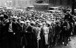 Великая депрессия 30-х годов в капиталистическом мире